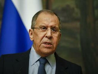 Lavrov: Kyjev sa neustále snaží vybičovať diskusiu o plynovode Nord Stream 2 na hystériu