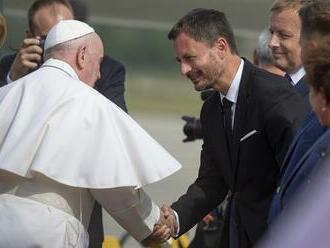 Premiér: Počas návštevy dokázal pápež spojiť náboženstvá aj politikov