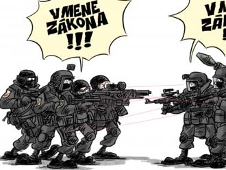 Newsfilter: Obvinenie vyšetrovateľov NAKA si žiada dávku fantázie