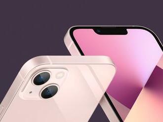 Apple predstavil novú sériu smartfónov iPhone 13, prináša mnoho vylepšení v rovnakom dizajne