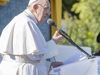 25 najzaujímavejších myšlienok pápeža na Slovensku: o korupcii, starých rodičoch či uzavretej cirkvi