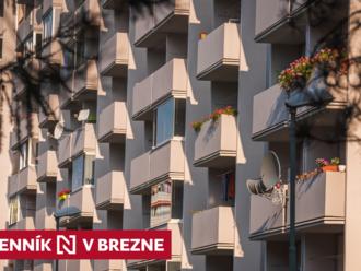 Na Horehroní zarobíte menej, ale hypotéka vám tu zoberie menšiu časť platu ako v Bratislave