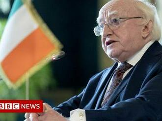 NI100: Michael D Higgins defends decision not to attend centenary event