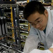Dodavatelům firem Intel či NVIDIA v Číně jsou přerušovány dodávky elektřiny
