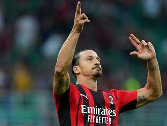 AC Miláno má problém. Proti Liverpoolu si musí poradiť bez Ibrahimoviča