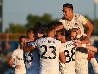 Trnava rozhodla na dedine už v úvode, v Slovnaft Cupe uspeli aj Michalovce