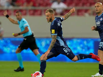 Slovan začína skupinu v Európe. Najväčšími favoritmi sú Tottenham a AS Rím