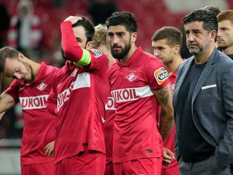 Spartak Moskva na úvod prehral. Legia skórovala v nadstavenom čase