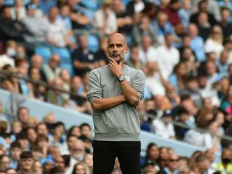 Mali sme 10 minút na prípravu, hneval sa Guardiola po strate v Premier League