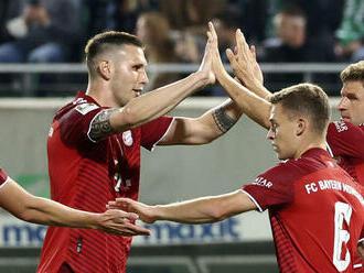 Bayern hral takmer celý druhý polčas v oslabení. Nováčik to nevyužil
