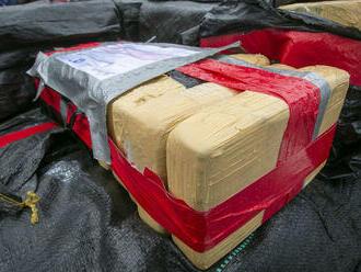 V Rotterdame zaistili rekordnú zásielku kokaínu v hodnote vyše 300 miliónov eur