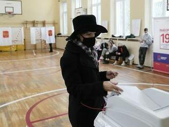 Víťazom volieb do ruskej Dumy je Jednotné Rusko