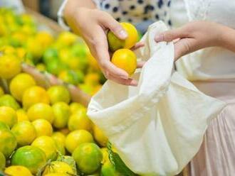 Bavlnené nákupné tašky vytvárajú celkom novú krízu