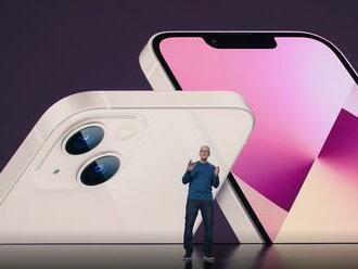 Nový iPhone 13 je na svete! Bez podpory satelitných hovorov, no s pamäťou až 1 000 GB