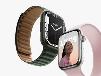 Nové hodinky Apple Watch 7 priveľa dôvodov ku kúpe neponúkajú