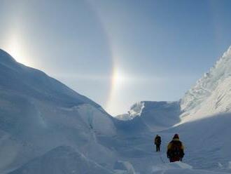 Ozónová diera nad Antarktídou je tento rok mimoriadne veľká