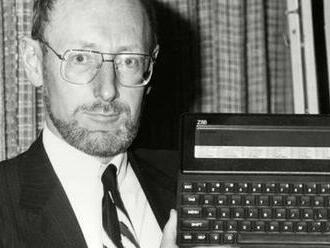 Zomrel vynálezca Sinclair. Stál pri vzniku kalkulačky a osobného počítača