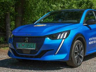 Test: Peugeot e-208 GT – očarí dizajnom aj hravosťou, dojazdom nie