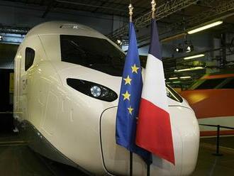 Macron predstavil ekologické TGV
