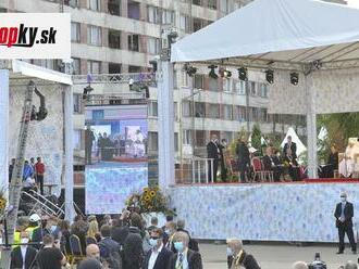 Na podujatiach s pápežom Františkom na východe Slovenska ošetrili 35 pacientov