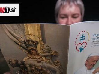 Dopravné obmedzenia počas návštevy pápeža: V Šaštíne sa tvoria kolóny, cestu od Kútov uzavreli