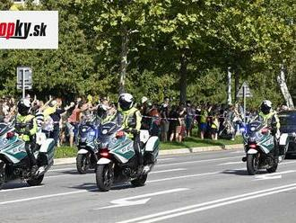 Polícia počas návštevy pápeža Františka nezaznamenala narušenie verejného poriadku