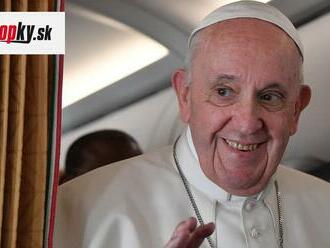 Stretnutie s Rómami, mladými, či masová svätá omša: Aj takáto bola návšteva pápeža!