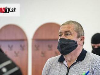 Odsúdia ho? Prípad exšpeciálneho prokurátora Kováčika je na konci: Prokurátor mu navrhuje 13 rokov!