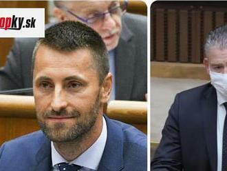 Ďalší spor v koalícii! SaS kritizuje Mikulcov návrh o lustrácii účtov: Takto to nepôjde, tvrdí Viskupič