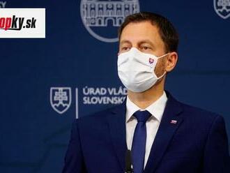 Premiéra Hegera čaká náročný program: Zajtra odcestuje na dvojdňovú návštevu Grécka