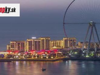 Dubaj pripravuje ďalšiu bombu: V októbri otvoria najväčšie vyhliadkové koleso sveta