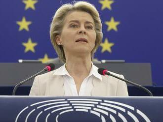 Von der Leyenová chce spoločnú migračnú politiku: Jasný odkaz predsedníčky