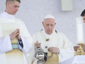 O čo išlo pápežovi počas návštevy? Biskup Haľko vysvetľuje: Veľavravné slová