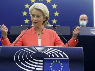 Von der Leyenová prehovorila o súčasnom stave Únie: Heger priznáva, s týmto má Slovensko problém