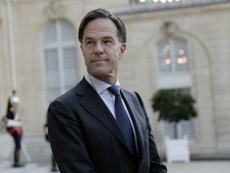 Holandský premiér je pod drobnohľadom: Vážne obavy z únosu či útoku drogových gangov